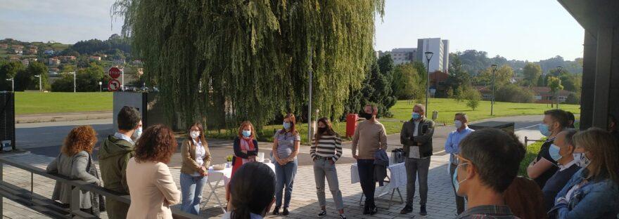 Café Septiembre Comunidad Milla del Conocimiento de Gijón